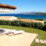 Resort Le Saline - Palau - V6 - Garden & View
